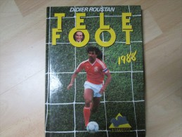 TELE FOOT 1988 - Books
