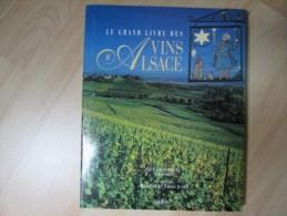 LE GRAND LIVRE DES VINS D ALSACE - Géographie