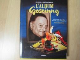 L ALBUM GOSCINNY - Books, Magazines, Comics