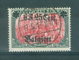 BELGIE - OBP Nr OC 25 - Bezettingszegels/Occupati On - Gest./obl. - Cote 80,00 € - Guerra '14-'18