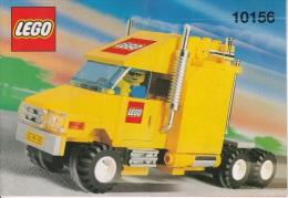 Lego 10156 Lego camion avec plan 100 % Complet voir scan