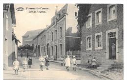 E3829 - FOURON - LE - COMTE  -  Rue De L'église  *Edit. Nelissen - Debye* - Voeren