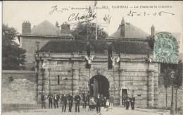 CAMBRAI - Le Poste De La Citadelle - Cambrai