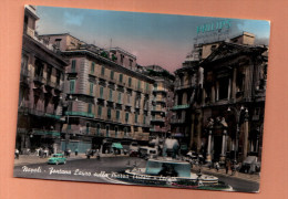 NAPOLI - FONTANA LAURO E PIAZZA TRIESTE TRENTO - Napoli