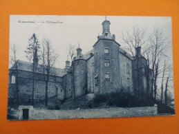 ECAUSSINNES-Le Château-Fort. - Ecaussinnes
