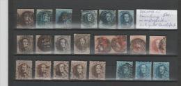 Belgien 1849 - 65. Sammlung In Aussergewöhnlich Guter Qualität - Belgique