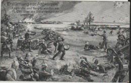 BB020/ Der Entscheidende Durchbruch Nach Antwerpen Am 10. 10. 14 (neu) - Non Classés