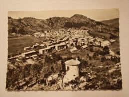 Carte Postale - LA GARDE FREINET (83) - Vue Generale - Le Moulin (31/460) - La Garde Freinet