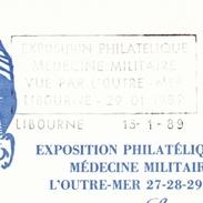 Médecine Militaire Laveran Paludisme Libourne Gironde - Medicine