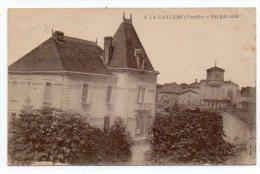 La Caillère : Un Joli Coin (Petit Défaut Dans Le Bas à Gauche) - Autres Communes