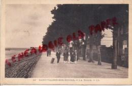 80 - SAINT VALERY SUR SOMME - LA DIGUE - Saint Valery Sur Somme