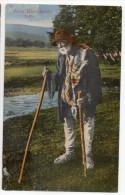 Roumanie---1919-Aus Rumanien--Bettler   N°4062  éd Maier & D.Stern .....---carte Pas Très Courante - Roumanie