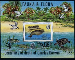 ANTIGUA AND BARBUDA 1982 CENTENARY OF THE DEATH OF CHARL  LUXE ** MNH - Antigua And Barbuda (1981-...)