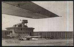 Tarom-Baneasa Airport-Airplane-used,perfect Shape - Aerodrome