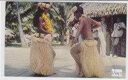 PO7867# TAHITI - HOTEL BALI-HAI - BALLI-DANZE TIPICHE  No VG - Tahiti