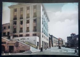 CIVITAVECCHIA - LARGO PLEBISCITO, Cartolina Anni 50 - Civitavecchia