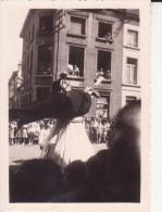 Cortège D´ Ath  Aigle Petite Photo 6 Cm/8,5 Cm - Lieux