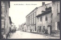 ALAN - Avenue D' Aurignac - France