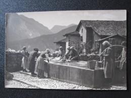 Original & Rare Photo Postcard - Udine, Carnia - Foto Cartolina Postale (Foto Antonelli) - Udine