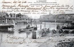 DIEPPE  - Notre Dame De Bon-Secours Et Les Falaises - Dieppe