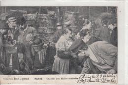 75 - PARIS / UN COIN DES HALLES CENTRALES (COLLECTION DU PETIT JOURNAL) - France