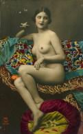 FEMMES NUES  COPIE TIRAGE RESCANNEE HAUTE RESOLUTION SUR PAPIER HAUT GAMME - Erotik Bis 1960 (nur Erwachsene)