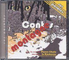 Contes De La Montagne CD Audio - CDs