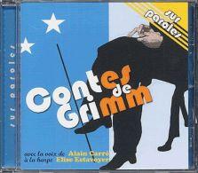 Contes De Grimm Jacob Grimm - CDs