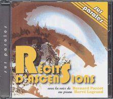 Récits D'ascensions Bernard Paccot - CDs