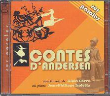 Contes D'Andersen Hans Christian Andersen - CDs