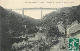 23  Le Viaduc De La TARDES   2 Scans - France
