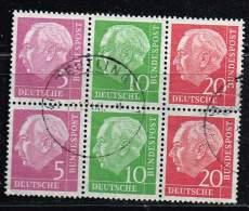 Bund, Michel #  W 19 O - [7] Federal Republic