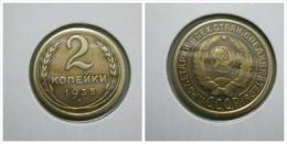 2kopek 1935 - Russia
