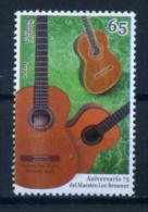 Cuba 2014 / Music Guitar Leo Brouwer MNH Musica Guitarra Musik / C7812   32 - Música