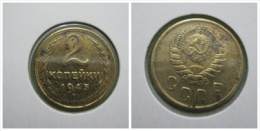 2kopek 1945 - Russia