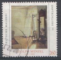 Bund 2012  Mi.nr.:2937  Gestempelt / Oblitérés / Used - BRD