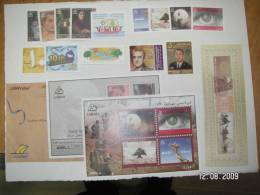 Lebanon Complete Year Unit 2008-14 Stamps+ 4 S.sheets- Scarce Issue-MNH-SKRILL PAY.ONLY - Lebanon