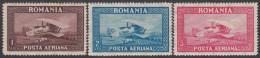 ROMANIA  Michel  336/38 X   ** MNH - Nuovi