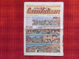 Scoutisme Coeurs Vaillants N°22 1946 Tintin Les 7 Boules De Cristal - Scoutisme