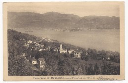Panorama Di Magognino Sopra Stresa - HP583 - Verbania