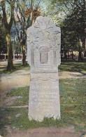 Historic Stone State Street Springfield Masschusetts