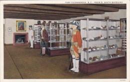 Fort Ticonderoga Room B South Barracks New York