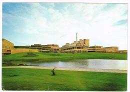 K2071 Bath - View Of Main University Buildings From The South West / Viaggiata 1974 - Bath