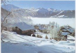 SUISSE - VERBIER VUE SUR LA CHAINE DES COMBINS 10127 -  SCHWEIZ  SWITZERLAND SVIZZERA - VS Valais