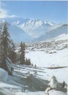 SUISSE - VERBIER VUE GENERALE VB55 -  SCHWEIZ  SWITZERLAND SVIZZERA - VS Valais