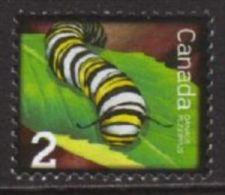 Canada 2009 Beneficial Insects 2c Unmounted Mint [4/4527/ND] - 1952-.... Reign Of Elizabeth II