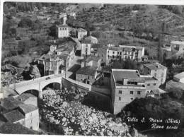 ABRUZZO-CHIETI-VILLA S.MARIA RIONE PONTE VEDUTA PANORAMA - Italia