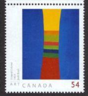 Canada 2009 Jack Bush 54c Complete Unmounted Mint - 1952-.... Reign Of Elizabeth II