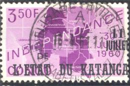 _3Bc597: : ELISABETHVILLE-7 ELISABETHSTAD 7   A - Katanga