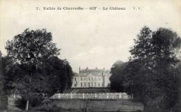 91 Vallée De Chevreuse GIF  Le Chateau - Gif Sur Yvette